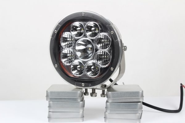 Viper135 – 135W Driving Light Round